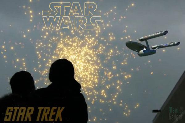 video parodie star wars vs star trek