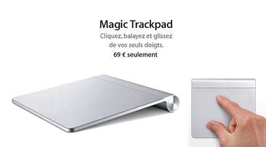 Nouveautés 2010 en vente sur l'Apple Store pour 69€