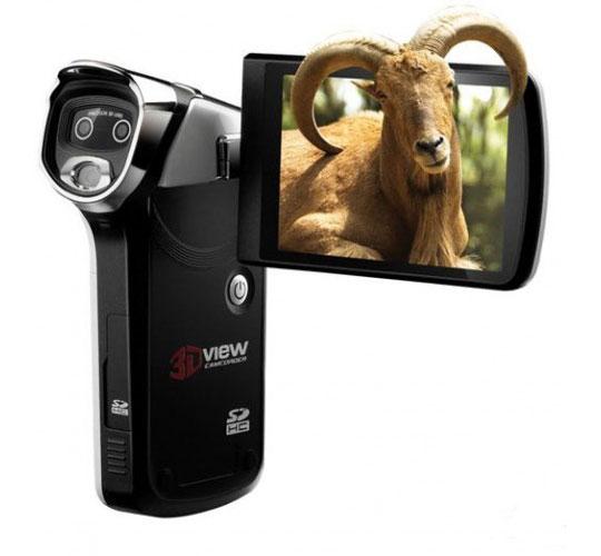 Camcorder 3D by Hammacher Schlemmer