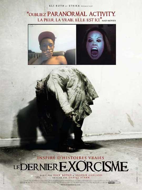 Le Dernier Exorcisme fait sa promo sur Chatroulette