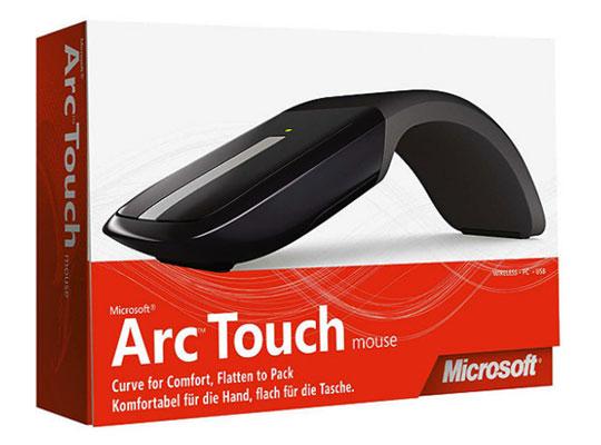 Souris Multi-Touch en photos