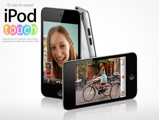 Apple iPod Touch 2010