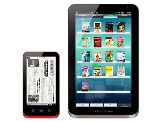 """Nouveaux lecteurs eBooks couleurs 5.5"""" 10.8 pouces"""