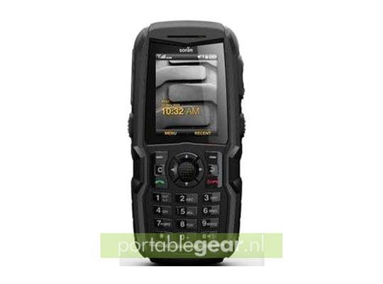Nouveau téléphone mobile tout-terrain super costaud (IP68)