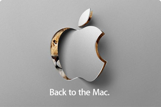 Keynote Apple Back To Mac 2010