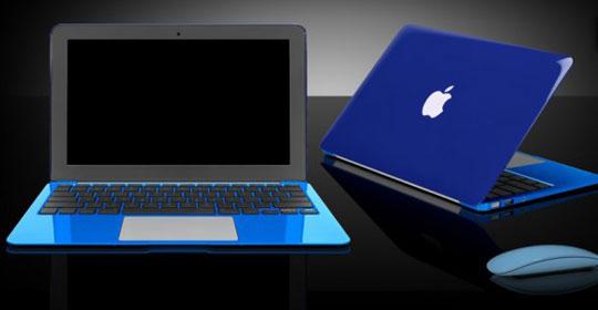 optez pour un Macbook Air à votre image avec Colorware
