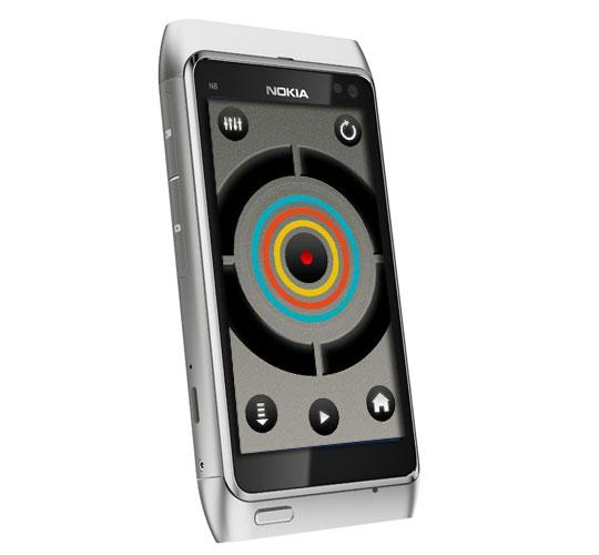 LOOP un logiciel de musique gratuit pour smartphone Symbian^3