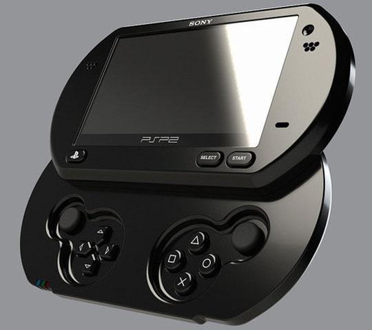 psp2 futur concept en image pour 2011