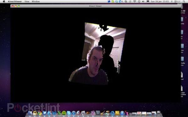 Application pour faire tourner Kinect sur son Mac