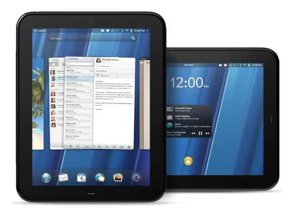 HP TouchPad Tablet webOS HP TouchPad: Tablette 9.7 Multi Touch sous webOS en Video