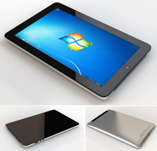 dreambook epad f10 DreamBook ePad F10: Nouvelle Tablette 10 Windows 7 Android