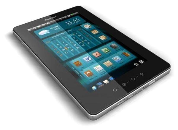 """tablette 7"""" Hanvon HPAD A112 souus Android 2.2 avec APN 3Mp et WiFi"""