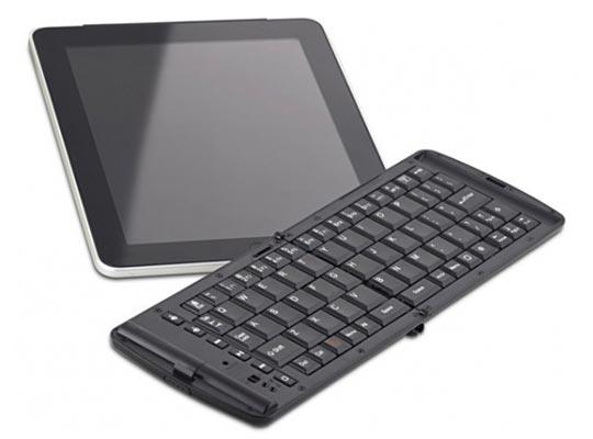 nouveau clavier sans fil pour iPad et iPhone chez Verbatim