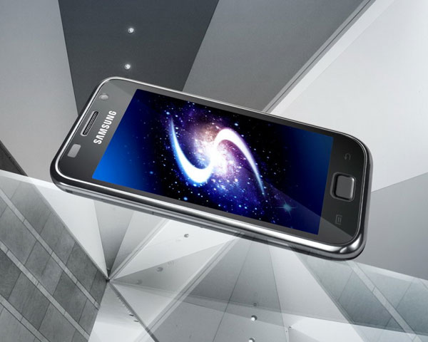 Samsung Galaxy S Plus i9001 Android Gingerbread Samsung Galaxy S Plus i9001: Processeur 1.4Ghz, Android 2.3