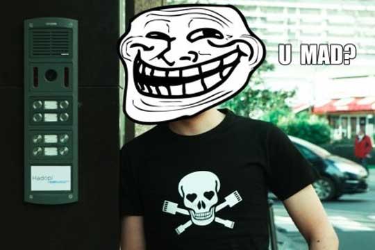 T-Shirt Ahoy Peerates par Since 1337