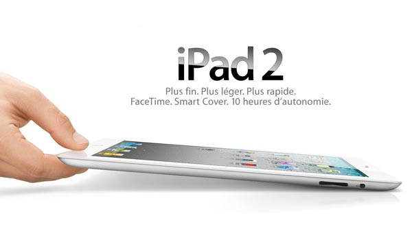 apple ipad2 officiel
