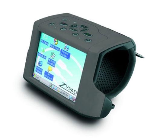 nouveau ordinateur portable au poignet modele ZYPAD WL1500