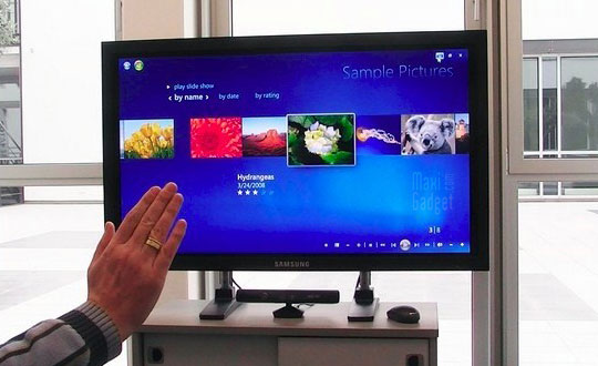 Evoluce lance Win&I pour controler a distance l'interface Windows 7 avec Kinect