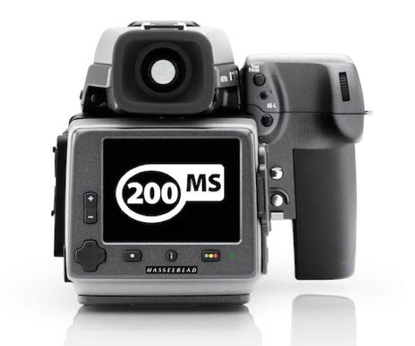 nouveau appareil photo multishot 200 megapixels hasselblad H4D-200MS