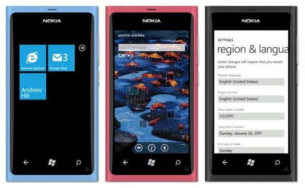 gratuit windows phone emulator nokia N9 sea-ray à telecharger sur PC