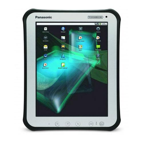 nouvelle tablette pro 10 pouces sous android chez panasonic