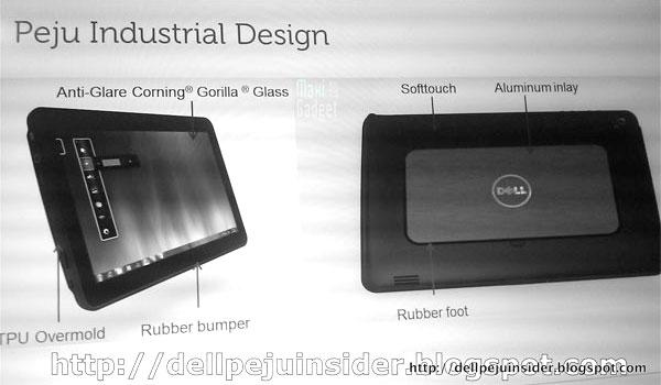 nouvelle tablette 10.1 pouces sous windows 7 en 2011 chez Dell ?