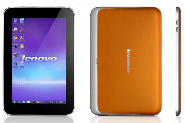 nouvelle tablette 10 pouces sous windows 7 chez lenovo modele ideapad p1