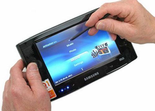 future tablette android 5.3 pouces en 2011 chez samsung modele galaxy q