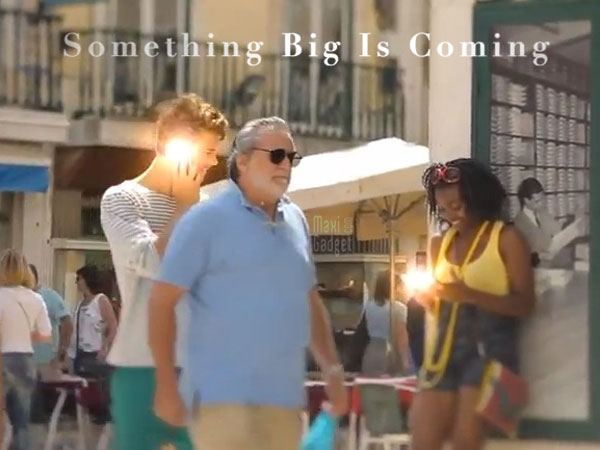 something big is coming c'est le slogan du nouveau teaser video de samsung