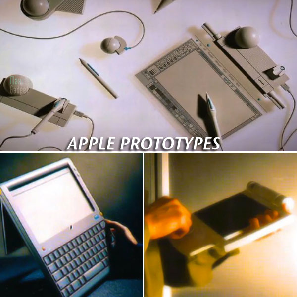 prototypes apple (compilation video)