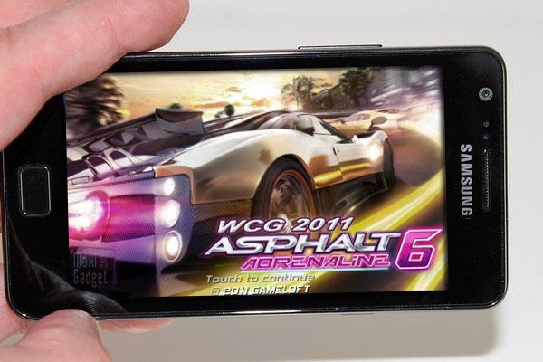Jeux Samsung Galaxy S2