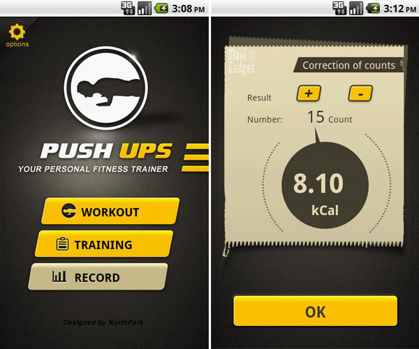 telecharger gratuitement push ups pro une application android pour mobile et tablette