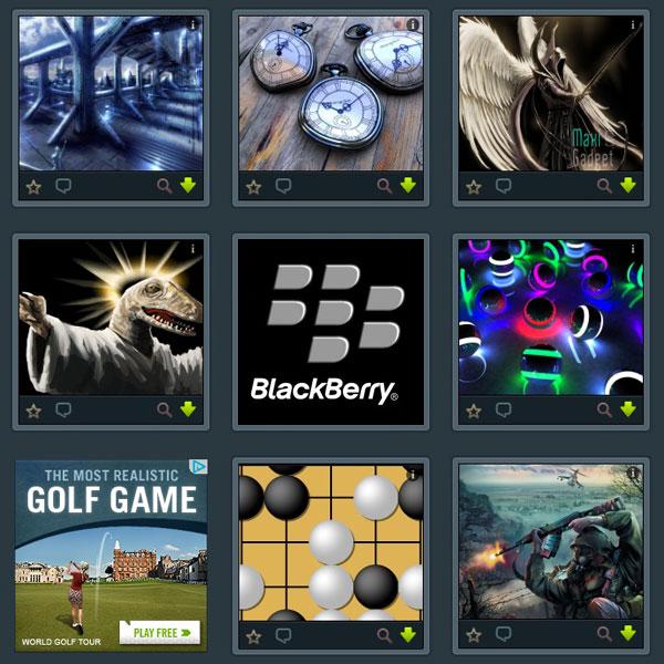 meilleurs sites web pour telecharger contenus gratuits blackberry