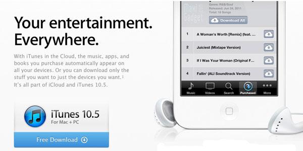 download-itunes-10-5-ios5-icloud