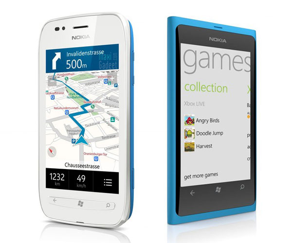 nokia lumia 710 et nokia lumia 800, nouveaux windows phone mango (officiels)