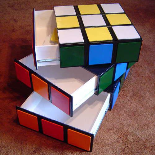 Fabriquer Un Meuble De Rangement RubikS Cube CEst Possible