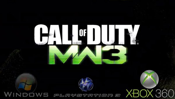call of duty mw3 comparaison video Call Of Duty Modern Warfare 3: Comparatif PC, PS3, Xbox 360 en Video