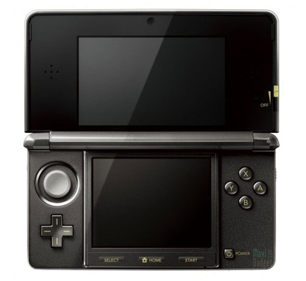 nintendo 3DS zelda console jeu collector Nintendo 3DS avec Legend Of Zelda: Pack Collector pour Noël