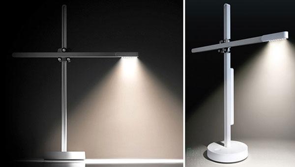 Csys led task light lampe de bureau led dyson dure ans