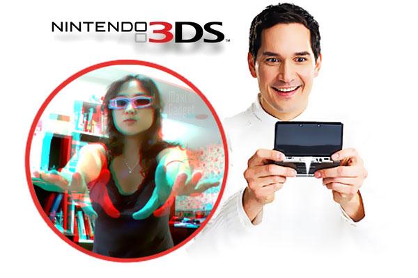 nintendo 3ds filme en 3D nouveau Nintendo 3DS filme en 3D après une Mise à Jour Firmware