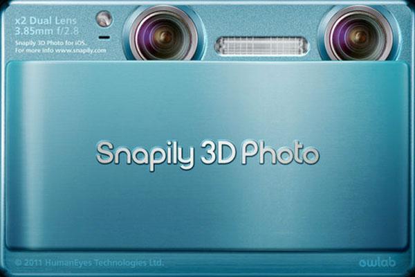 snapily3D-iphone-apn-3D