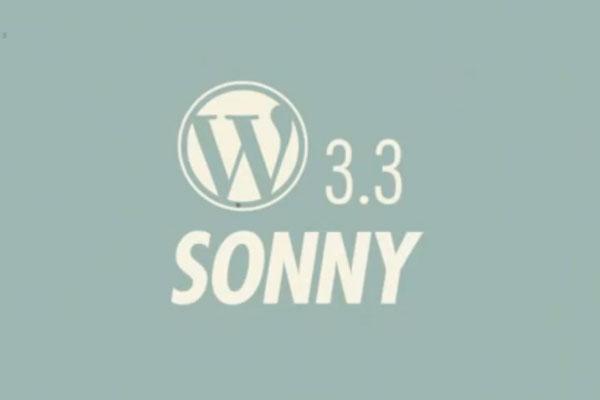 wordpress-3-3-sonny-nouveautes