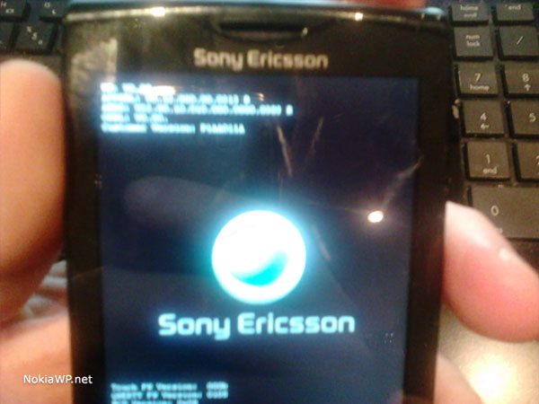 sony ericsson windows phone mango en 2012