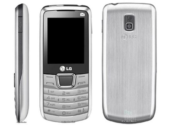 nouveau LG A290 telephone mobile a 3 cartes sim