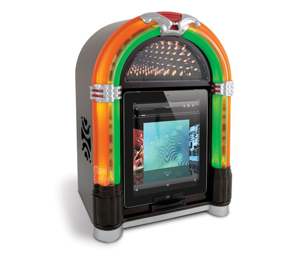 jukebox dock ipad