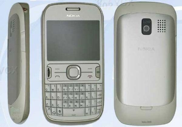 nokia 302 Nokia 302 serait le successeur du Nokia C3, preuve en image