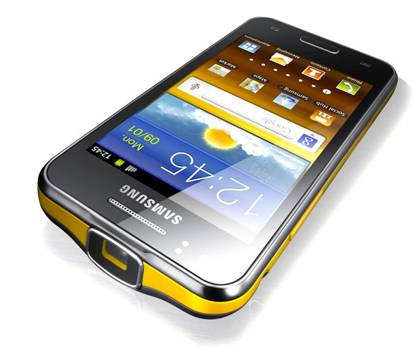 samsung galaxy beam androphone projecteur Samsung Galaxy Beam: Smartphone Projecteur Android en Video