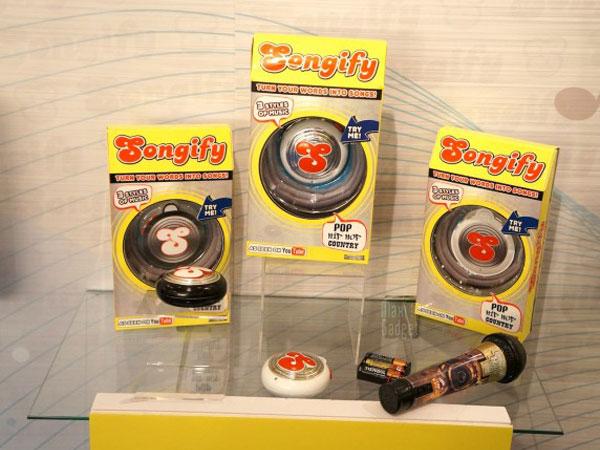 songify existe en jouet