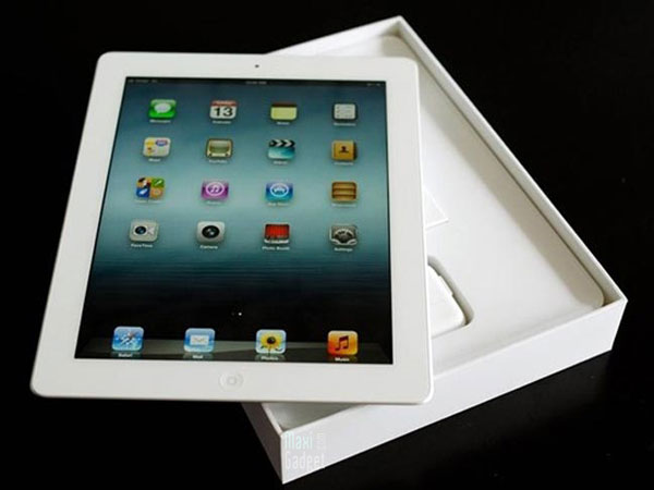 deballage nouvel ipad 3 en video