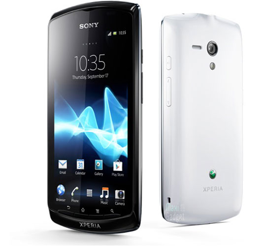 sony xperia neo l mt25i smartphone android 4.0 ICS